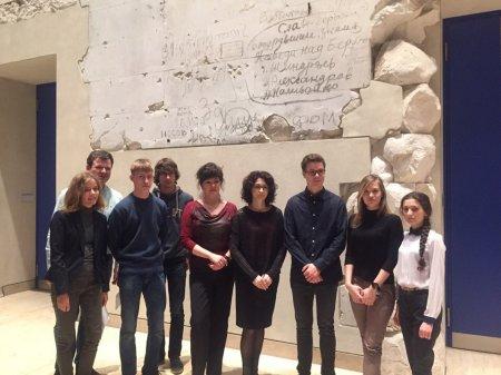 Диверсия против РФ в Бундестаге: выступление школьника из Нового Уренгоя